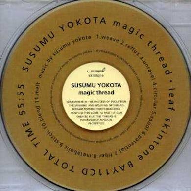 Susumu Yokota MAGIC THREAD CD