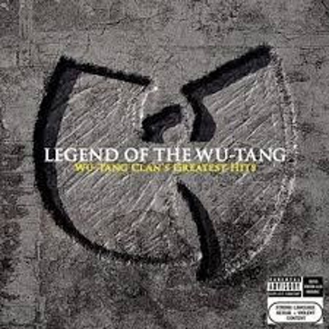 LEGEND OF THE WU-TANG CLAN: GREATEST HITS Vinyl Record