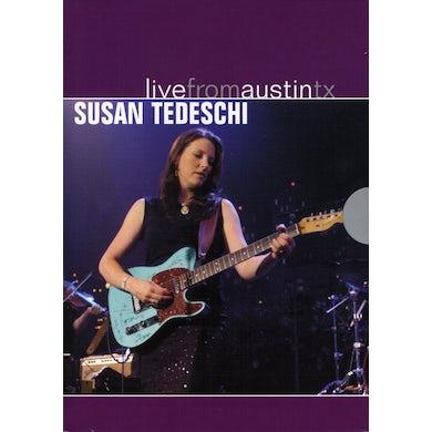 Susan Tedeschi LIVE FROM AUSTIN TX DVD