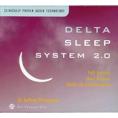 Jeffrey Thompson DELTA SLEEP SYSTEM 2.0 CD
