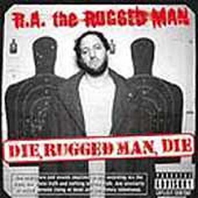 R.A. Rugged Man DIE RUGGED MAN DIE Vinyl Record