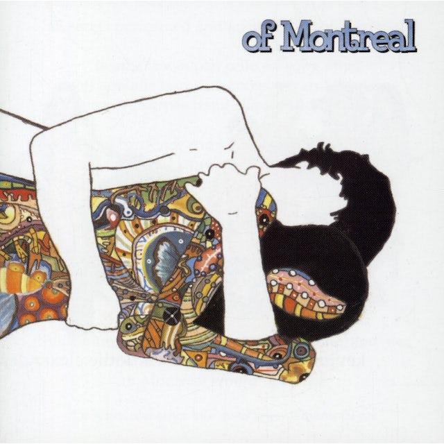 Of Montreal ALDHILS ARBORETUM CD