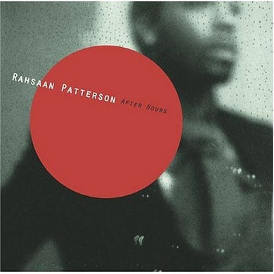 Rahsaan Patterson AFTER HOURS CD