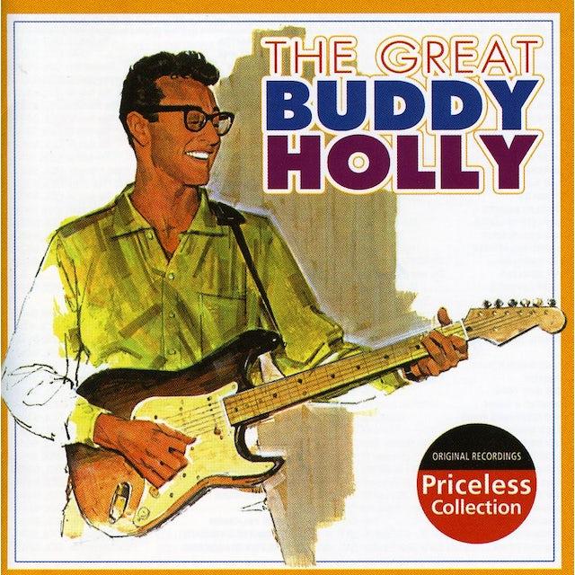 Buddy Holly GREAT CD