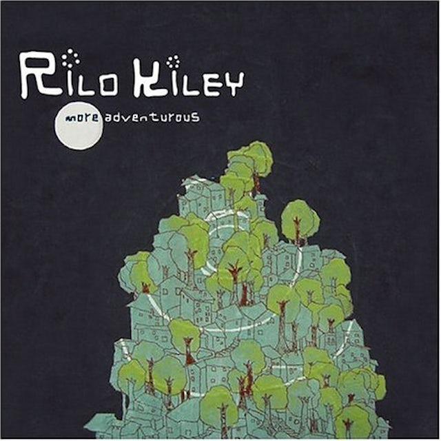Rilo Kiley MORE ADVENTUROUS Vinyl Record