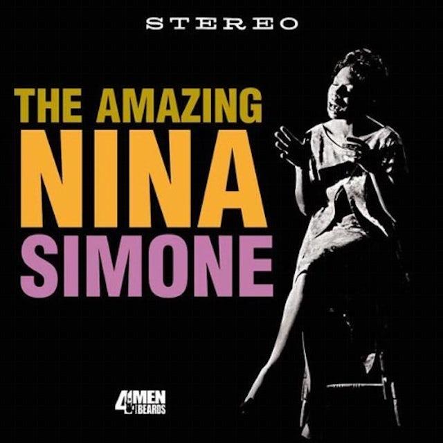 AMAZING NINA SIMONE Vinyl Record