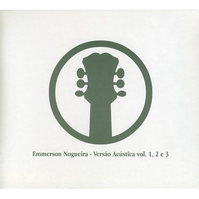 Emerson Nogueira VERSAO ACUSTICA CD
