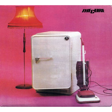 The Cure THREE IMAGINARY BOYS CD