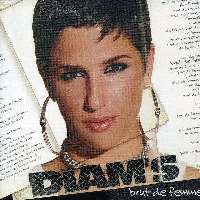 Diam's BRUT DE FEMME CD
