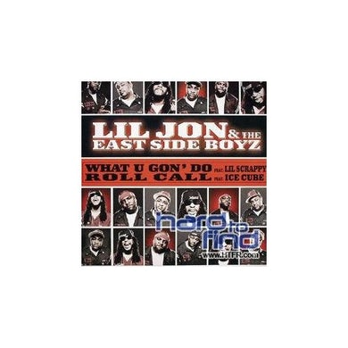 Lil Jon WHAT U GON DO Vinyl Record