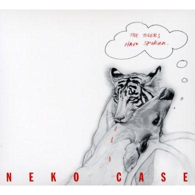 Neko Case TIGERS HAVE SPOKEN CD