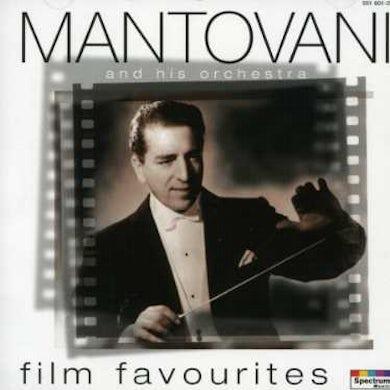 Mantovani FILM FAVOURITES CD