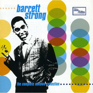 Barrett Strong COLLECTION CD