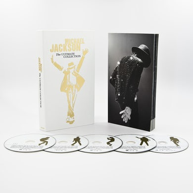 Michael Jackson ULTIMATE COLLECTION CD