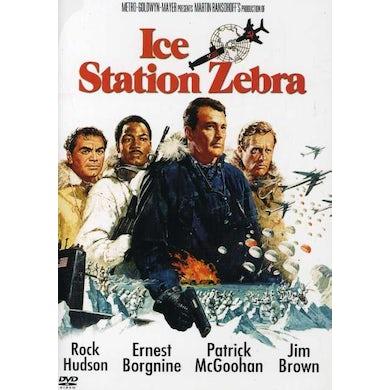ICE STATION ZEBRA DVD