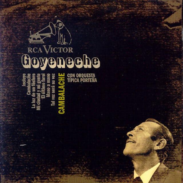 Roberto Goyeneche CAMBALACHE CD