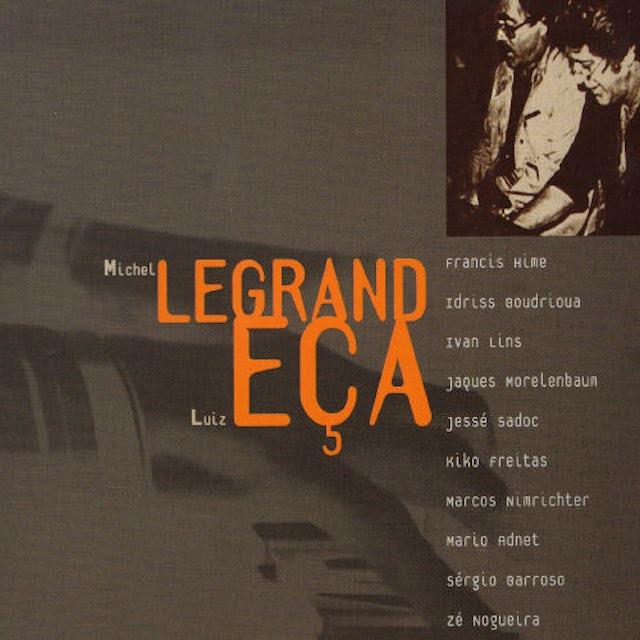 Michel Legrand HEMNAGEM A LUIS ECA CD