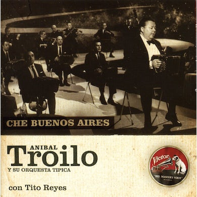 Anibal Troilo CHE BUENOS AIRES: 1969-1970 CD