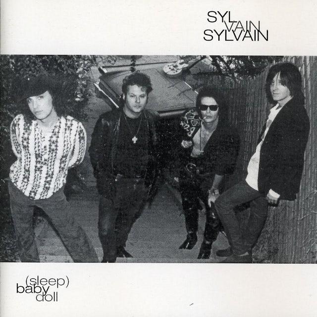 Sylvain Sylvain SLEEP BABY DOLL CD