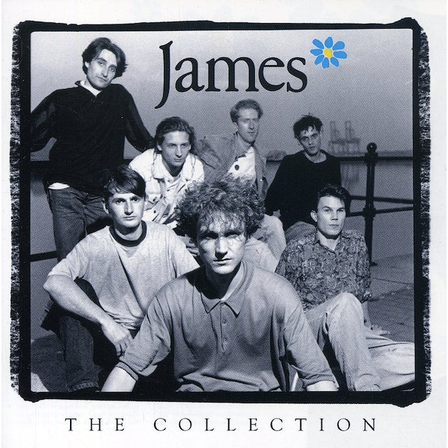 James COLLECTION CD