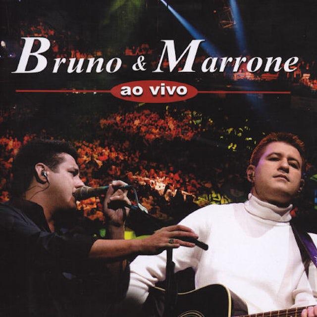 Bruno & Marrone AO VIVO CD