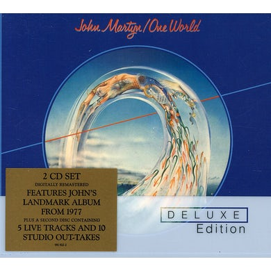 John Martyn ONE WORLD CD