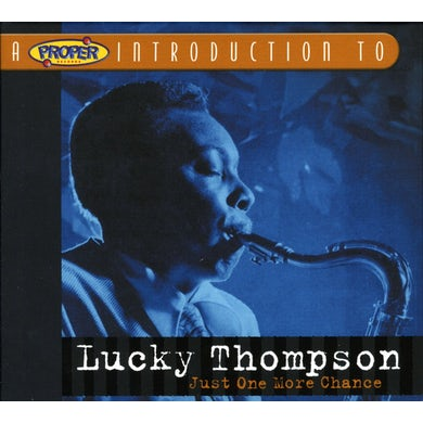 Lucky Thompson JUST ONE MORE CHANCE CD