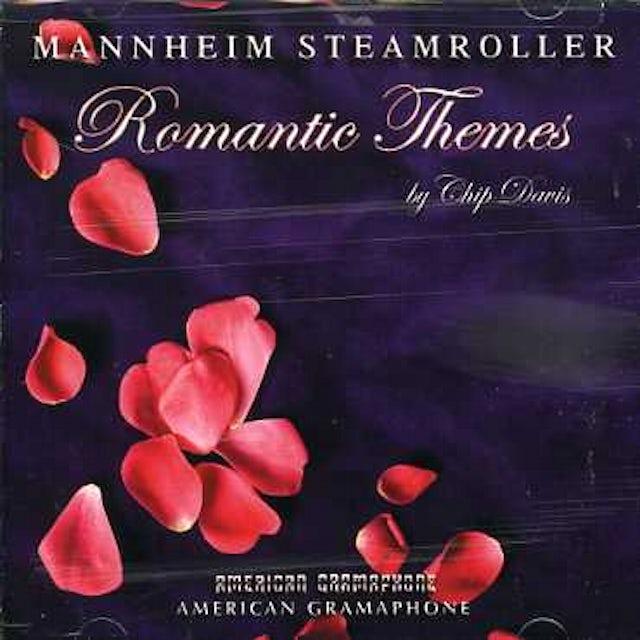 Mannheim Steamroller ROMANTIC THEMES CD
