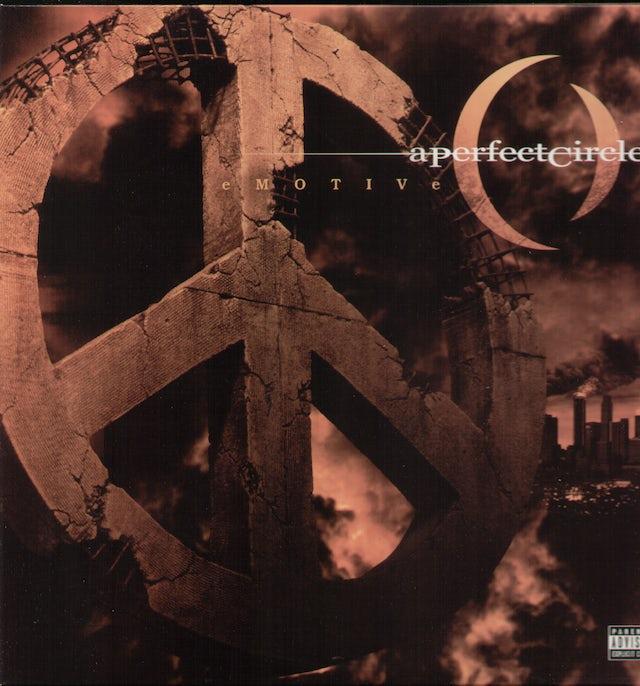 Perfect Circle EMOTIVE Vinyl Record