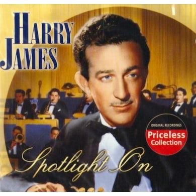 Harry James SPOTLIGHT ON CD