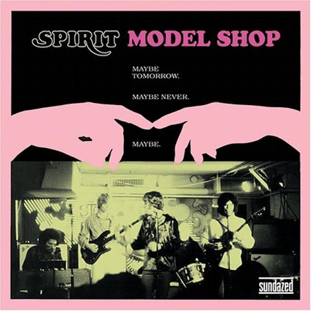 Spirit MODEL SHOP Vinyl Record