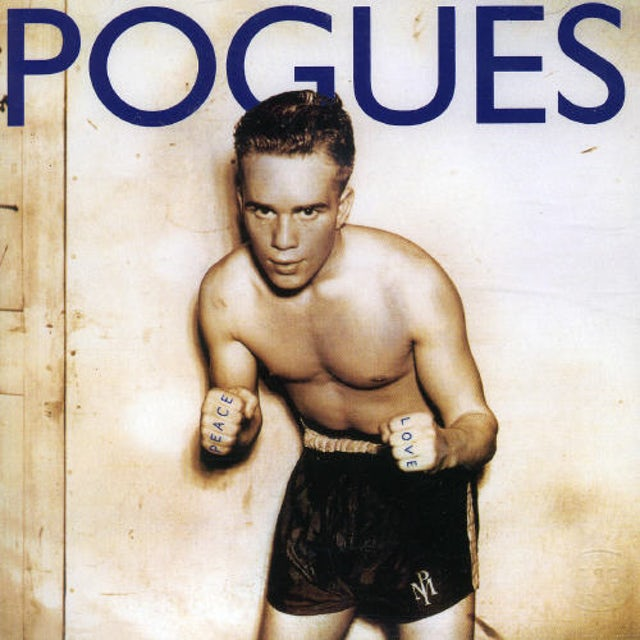 The Pogues PEACE & LOVE CD