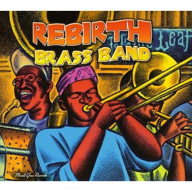 Rebirth Brass Band MAIN EVENT CD