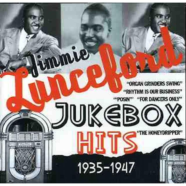 Jimmie Lunceford JUKEBOX HITS: 1935-1947 CD