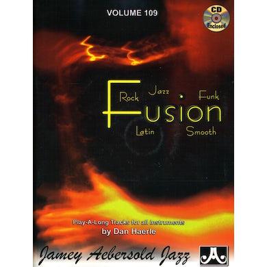 Jamey Aebersold FUSION CD