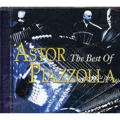 Astor Piazzolla BEST OF CD