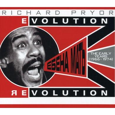 Richard Pryor EVOLUTION/REVOLUTION: THE EARLY YEARS CD