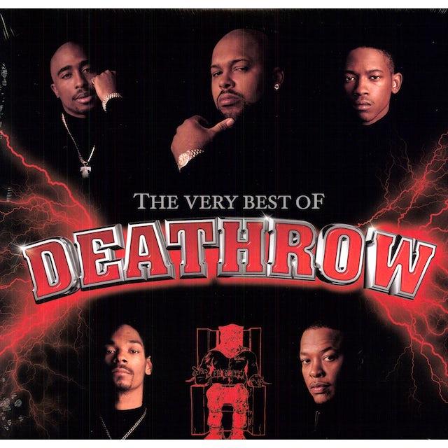 Very Best Of Death Row / Various Vinyl Record
