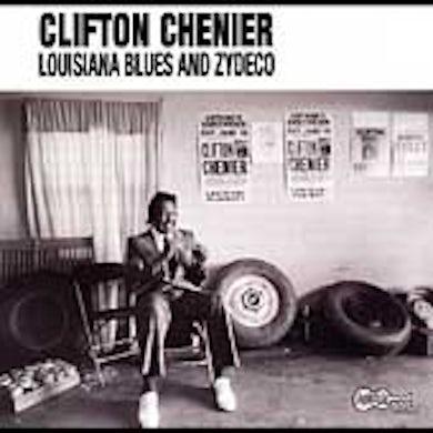 Clifton Chenier LOUISIANA BLUES & ZYDECO CD
