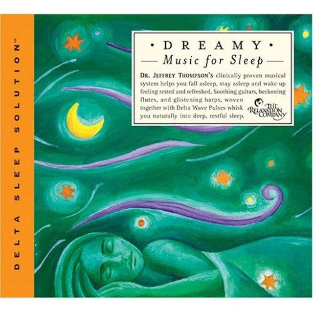 Jeffrey Thompson DREAMY MUSIC FOR SLEEP CD