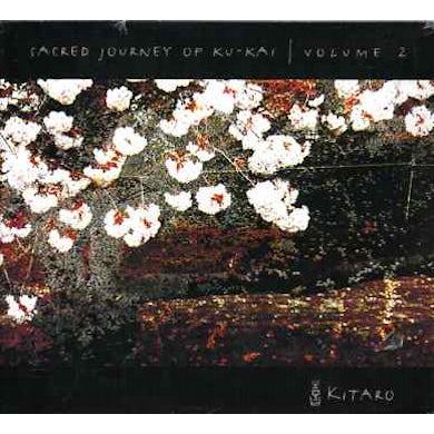 Kitaro SACRED JOURNEY OF KU-KAI 2 CD