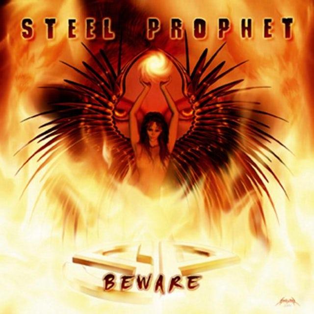 Steel Prophet BEWARE CD