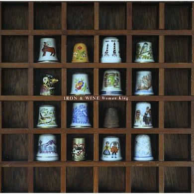 Iron & Wine WOMAN KING CD