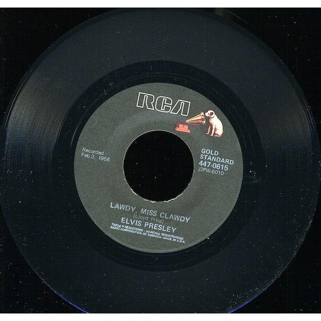Elvis Presley SHAKE RATTLE & ROLL Vinyl Record