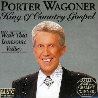 Porter Wagoner KING OF COUNTRY GOSPEL CD