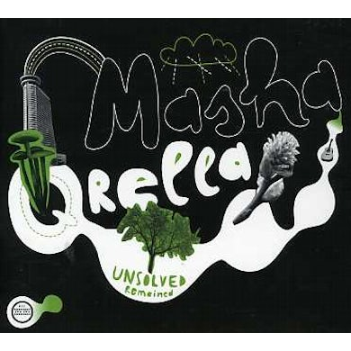 Masha Qrella UNSOLVED REMAINED CD
