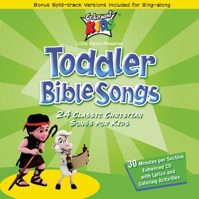 Cedarmont Kids TODDLER BIBLE SONGS CD