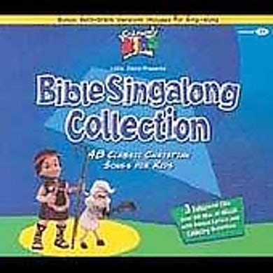 Cedarmont Kids BIBLE SINGALONG CD