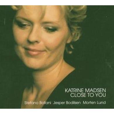 Katrine Madsen CLOSE TO YOU CD