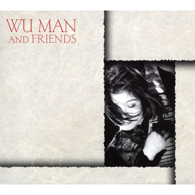 WU MAN & FRIENDS CD